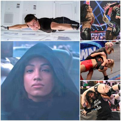 Ep 133 - Mission: InSASHAble (RAW, NXT, SmackDown + Mission: Impossible Recap)