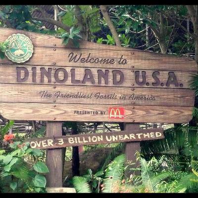 Episode 119: Discovering Animal Kingdom Dinoland USA
