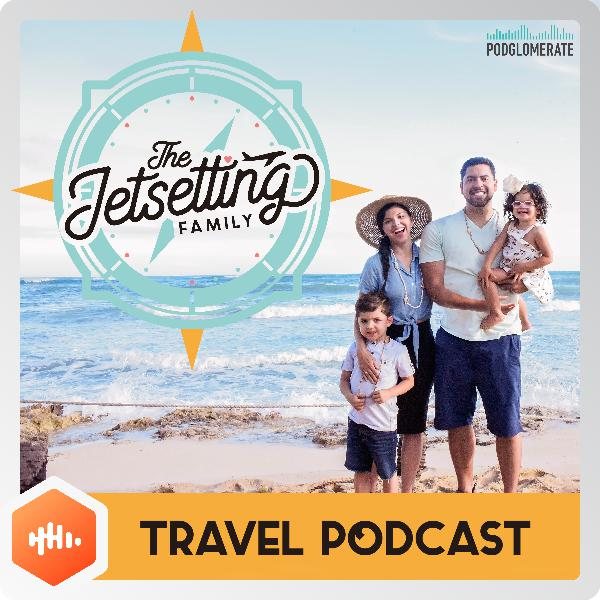 Introducing The Jetsetting Family Travel Podcast