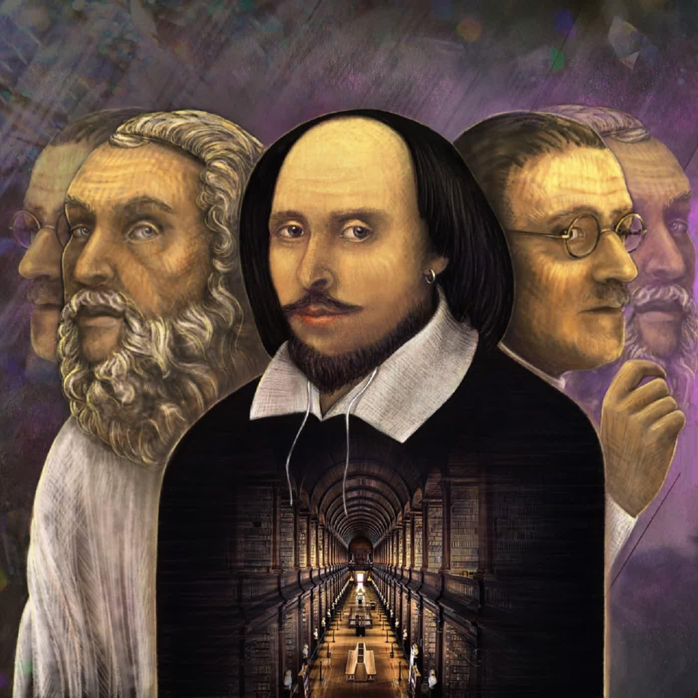 Джойс, Улисс. Эпизод 9: Сцилла и Харибда. Шекспир и компания