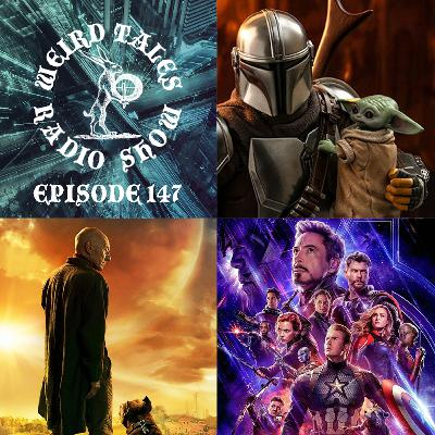Episode 147: It's a Geekfest as we look at Sci-Fi TV & Movie franchises
