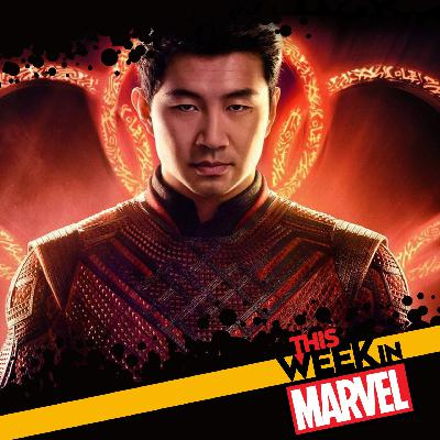 Shang-Chi First Look and Big MODOK Update!