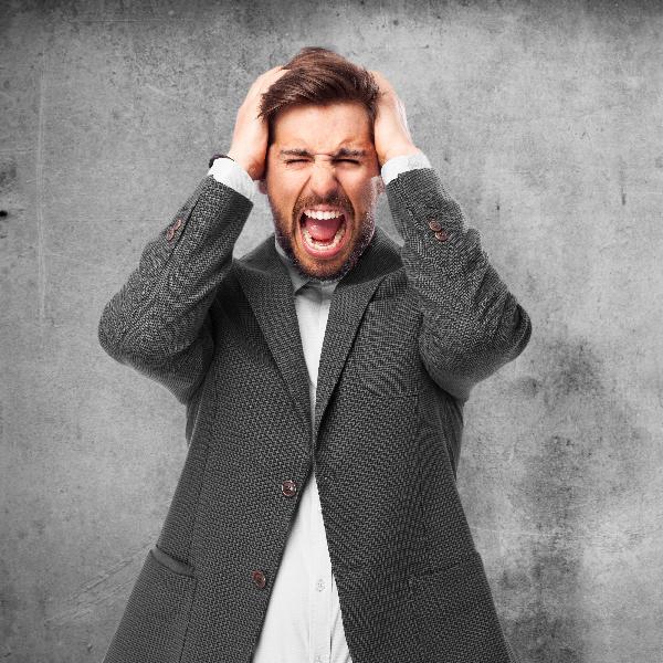 Por qué no puedes dejar de crear problemas en tu mente