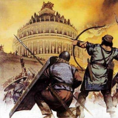 L'assedio di Roma (537) - Ep. 69
