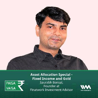 Ep. 256: Asset Allocation Special - Fixed Income and Gold