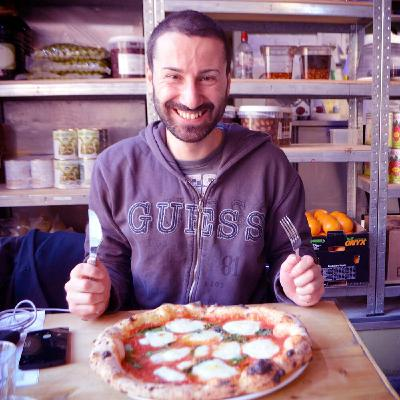 Interview with Pizza DIXIT's Giuseppe D'Angelo on Neapolitan Pizza & Social Media (ITALIAN)