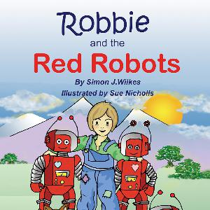 Robbie and the Red Robots at the Zoo
