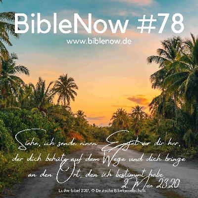 BibleNow #78: 2. Mose 23,6-33