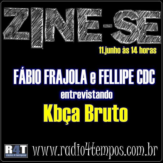 Rádio 4 Tempos - Zine-se 08