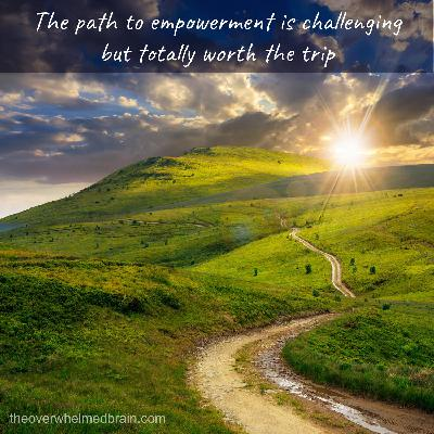 The path to empowerment is full of risk and reward