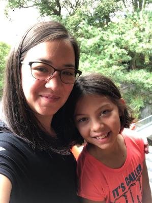 Little Girls Doing Big Things: Elinor of Conversations with my Daughter