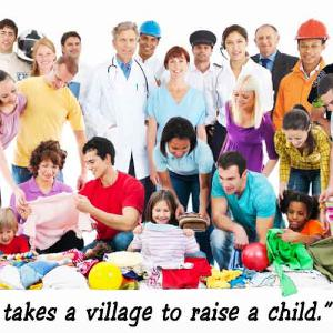 Episode 154 Who raised you? It takes a Village, part 2