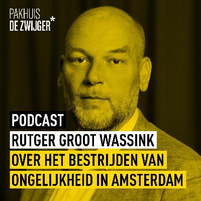 Rutger Groot Wassink over het bestrijden van ongelijkheid in Amsterdam