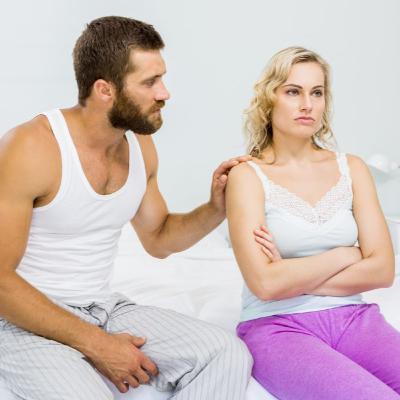 Beziehungstipp: Wie bitte, Sexentzug!?
