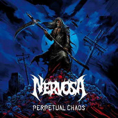 213Rock Harrag Melodica Podcast Live interview with Mia Wallace of Nervosa New Album Perpetual Chaos 26 01 2021