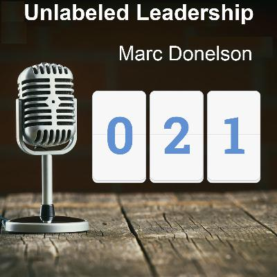 021: Marc Donelson Doesn't Settle for The Ordinary