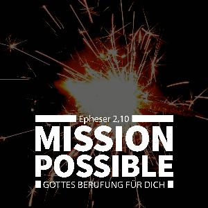 STEFAN HAAS - Mission Possible - Gottes Berufung für Dich [Eph. 2,10]