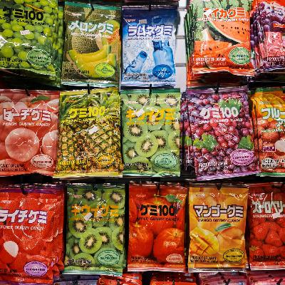 Episode 78: The Asian Snack Aisle