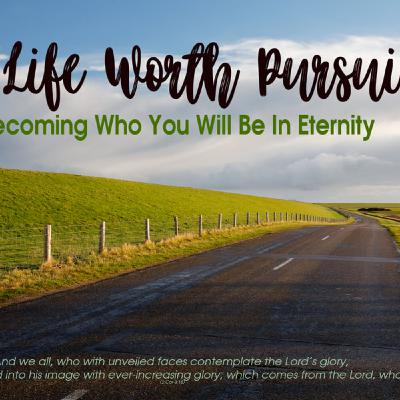 The Life Worth Pursuing: Vocation