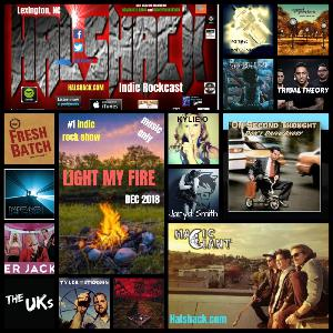 Halshack Ep 13.5 (Light My Fire) 11-29-18 music only bonus show