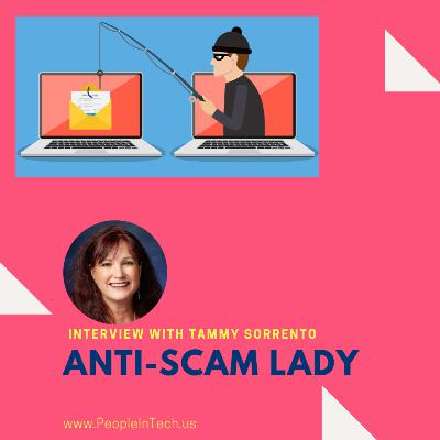 Anti-Scam Lady - 05/21/19