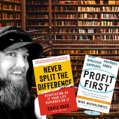 Book Review #2: Never Split the Difference & Profit First