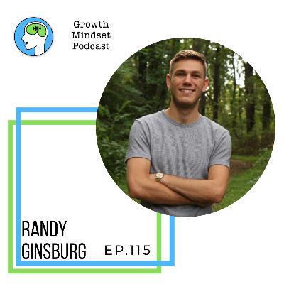 115: Adversity to advantage - Randy Ginsburg, Author