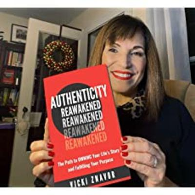 Authenticity Reawakened - Vicki Znavor