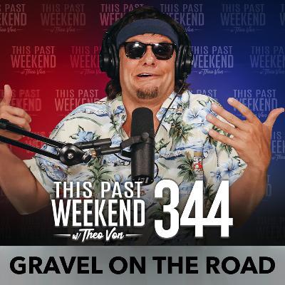 E344 Gravel On The Road