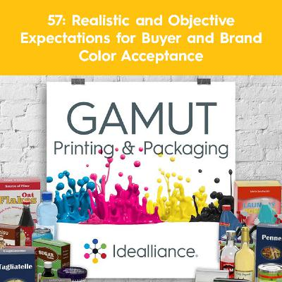 57: Realistic and Objective Expectations for Buyer and Brand Color Acceptance