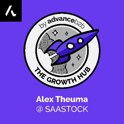Alex Theuma - Co-Founder of SaaStock - Building Europe's Biggest SaaS Conference