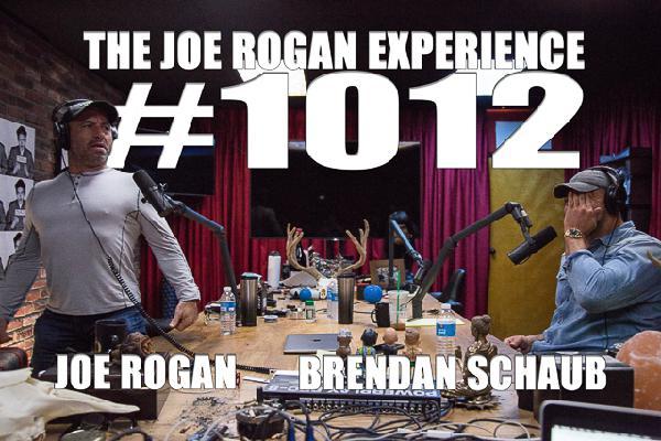 #1012 - Brendan Schaub