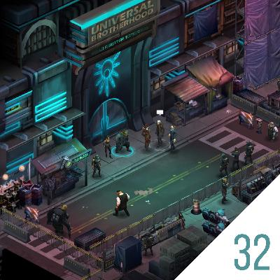 """#32 Shadowrun Returns and the Case for """"Shallow"""" RPGs"""