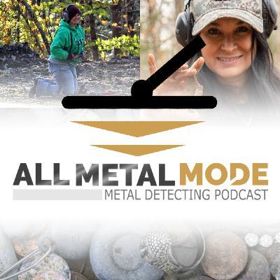 Flint from Adirondack Mountains Metal Detecting