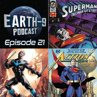 Earth-9 Podcast – Ep21 - Comicana Pt2