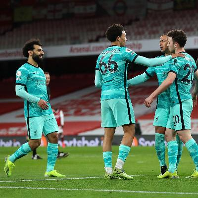Post-Game: Arsenal 0-3 Liverpool | Trent puts down a marker in the capital as Reds eye late charge for top four