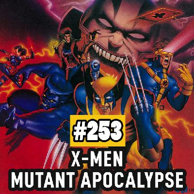 Fliperama de Boteco #253 – X-Men Mutant Apocalipse