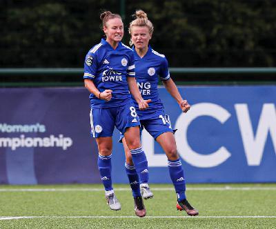 The Women's Football Diary: Remi Allen