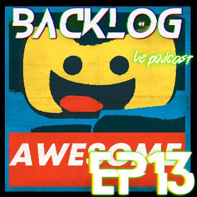 Backlog Episode 13 - Lego ! Assemblage ! [Jurrassic World/ City Undercover/ Dimensions]