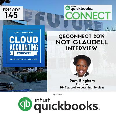We interview a real-life QuickBooks Live bookkeeper 🎙 Live at QuickBooks Connect