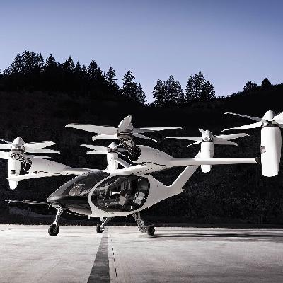 Will Electric Air Taxis Rescue Our Morning Commute? – Sean McCluskey, Additive Lead for Joby Aviation
