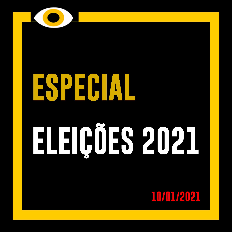 Apenas Vejo-Especial Eleições Debates 2021