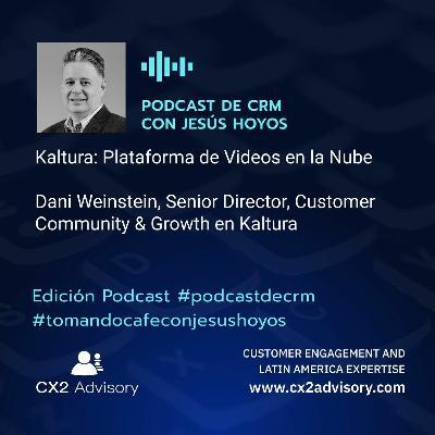Edición Podcast - Tomando Café Con Jesús Hoyos  Kaltura  Plataforma De Videos En La Nube