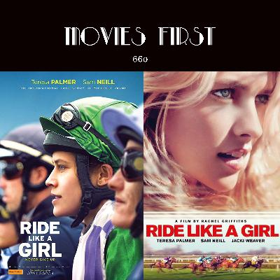 660: Ride Like A Girl (Biography, Drama, Sport)  (The @MoviesFirst review)