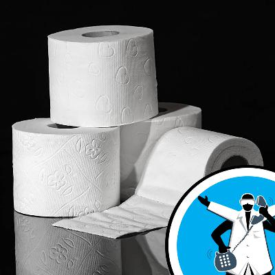 Why am I addicted to eating toilet paper?