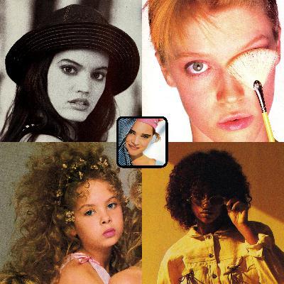 March 1988 Fashion Etc: Bandanas, The Boardwalk & Bugle Boy