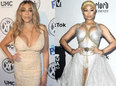 188: 05/19/21 - 'How You Doin,' Icon?!' Wendy Williams  Makes Peace With Nicki Minaj—Calls  Her A 'Legend' On Her Show