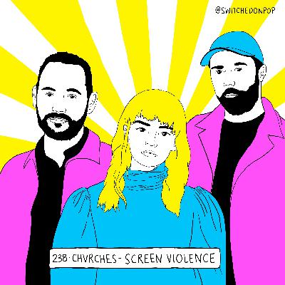 CHVRCHES and the sound of 80s horror