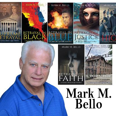 Harvey Brownstone Interviews Lawyer, Civil Rights Advocate and Author, Mark M. Bello