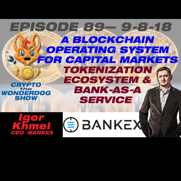 E89 - A blockchain Operating system for capital markets - tokenization ecosystem & Bank-as-a-Service
